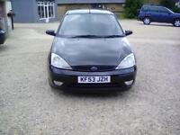 Ford Focus 1.6i 16v 2003MY Zetec