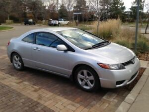 2008 Honda Civic None Coupe (2 door)