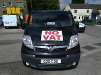 2012 VAUXHALL VIVARO VAN SWB SPORTIVE 2.0CDTI [115PS] 2.7t Diesel
