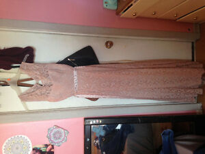 Pink Prom Dress for sale!