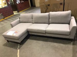 BRAND NEW SECTIONAL SOFA  UNOPENED