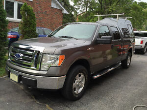 2010 Ford F-150 4x4 6.5' box SuperCrew Pickup Truck 4.6L engine
