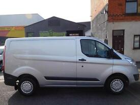 Finance me... Ford Transit Custom TREND 125 BHP in moondust silver.. (52)