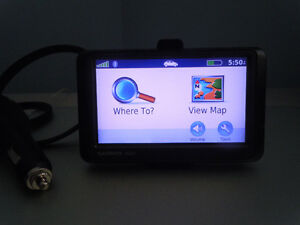 GARMIN GPS FOR CARS AND TRUCKING