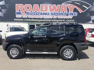 2015 Nissan Xterra S 4WD 5AT
