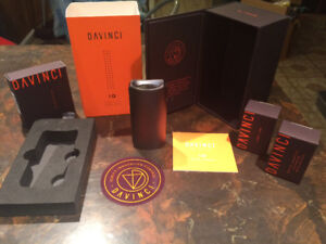 Authentic Davinci iq vaporizer
