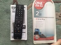 One for all remote URC7120