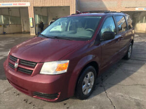 2009 Dodge Grand Caravan Stow & GO