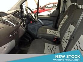 2013 FORD TRANSIT CUSTOM 270 LTD E-