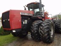 CaseIH 9370 4WD tractor