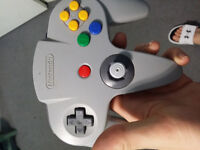 N64 controller any colour, any condition (even broken)