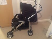 Silver Cross 3D 3 in 1 travel system **MUST SEE**