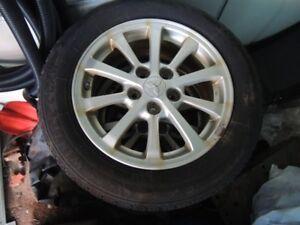 """16"""" rims for Mitsubishi Lancer"""