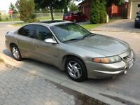 2001 Pontiac Bonneville SLE Sedan(Very Low KM's!!!)CERT/E-Tested