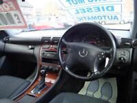 2004 Mercedes C Class C220 Cdi Classic Se 2.2