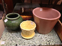 ★ Vintage Flower Pot Planters @ Forks Antique Mall ★