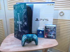 Limited Edition PS5 BUNDLE