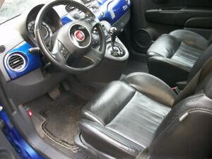 FIAT 500 2 DOOR HATCHBACK