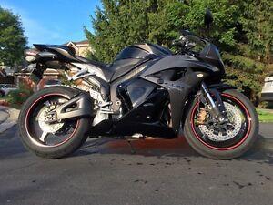 2009 Honda CBR 600RRA