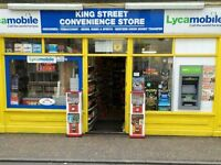 KING STREET CONVENIENCE STORE