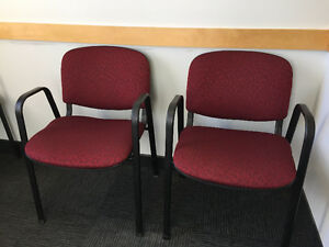 16 chairs
