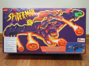Spiderman Hob Goblin Wing Bomber Windsor Region Ontario image 1