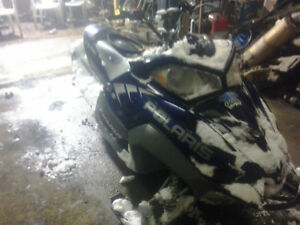 2005 Polaris Fusion 900 Selling for parts