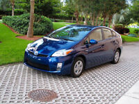 TOYOTA PRIUS PCO CAR FOR H.I.R.E + U B E R