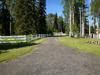PRIVATE GATED LAKEFRONT 12.85 Acre RANCH