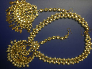Selling Never Worn Indian Wedding and Party Jewlery