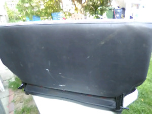 2000jeep tj back seat good condition