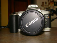 Canon EOS RebelG 35mm with case