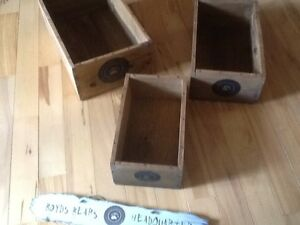 Boyds Bears Nesting Boxes and Sign Kitchener / Waterloo Kitchener Area image 2