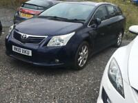 2010 Toyota Avensis 2.0D-4D TR ESTATE**NEED TLC***