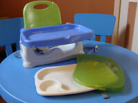 chaise haute d'appoint Fisher Price