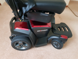 Pride go wheelchair