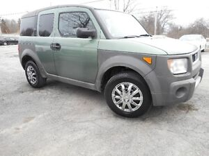2003 Honda Element SUV, Crossover tax included