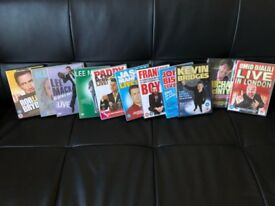 Selection of great Stand Up DVDs