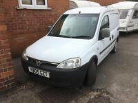 Vauxhall Combo 1.3CDTi 16v 2000 Crew cab (2005)