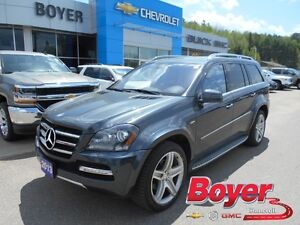 2012 Mercedes-Benz GL550 4-Matic Grand Edition