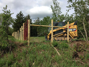 Mulching,selective brush clearing,fencing Strathcona County Edmonton Area image 4