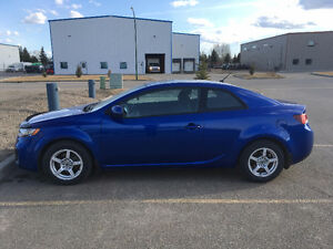 2012 KIA FORTE KOUP EX w/SUNROOF/HEATED SEATS/COMMANDSTART