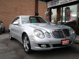 2007 Mercedes-Benz E-Class NO ACCIDENT,NAVIGATION,4MATIC.$9488