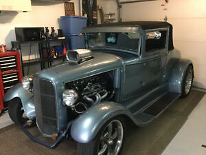 "Awesome 1930 Model A Cabriolet Sport Coupe ""Hot Rod"""