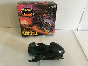 Vintage 1989 DC Batman Batcycle