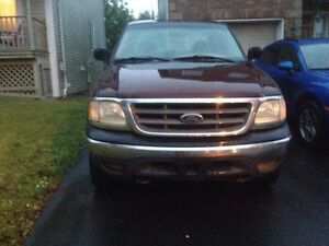 2001 Ford F 150 4X4