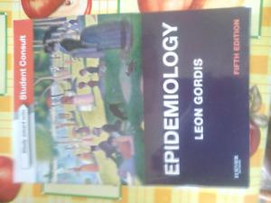 Epidemiology Textbook
