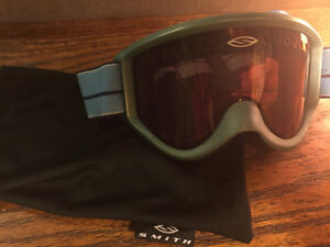Women's Smith Snowboard Goggles - Excellent Condition!