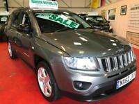 2012 Jeep Compass 2.4 Limited CVT 4WD 5dr
