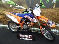 KTM SXF 250 Motocross Bike Finance available